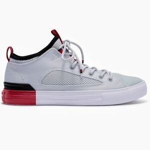 Chuck Taylor AllStar Ultra Oxford Sneaker Red/Grey